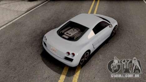 Obey 9F Texturas Arregladas para GTA San Andreas