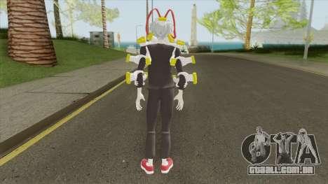 Tomura Shigaraki Skin V2 (Boku no Hero) para GTA San Andreas