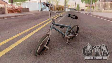Smooth Criminal BMX v2 para GTA San Andreas