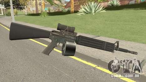C7 Assault Rifle CMAG para GTA San Andreas