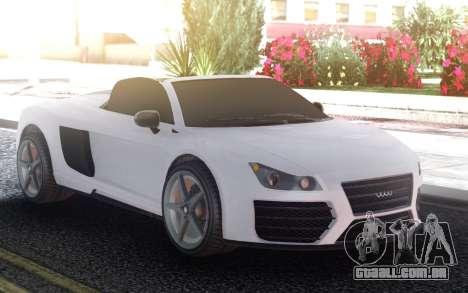 9F Carbio GTA 5 para GTA San Andreas