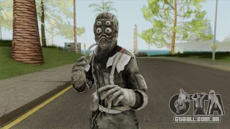 Fourth Reich Skin V3 From Metro: Last Light para GTA San Andreas
