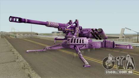 Shockwave Vehicle (Transformers The Game) para GTA San Andreas