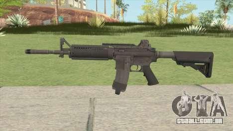 Warface M4A1 (Basic) para GTA San Andreas
