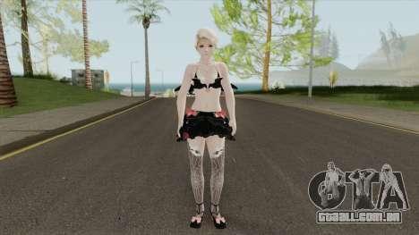 Marie Rose Mischievous para GTA San Andreas