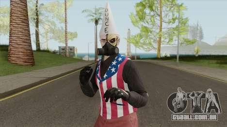 GTA Online Random Skin V2 (The Griefer Gang) para GTA San Andreas