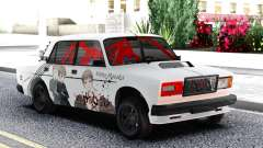 2107 Euforia para GTA San Andreas