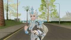 Ice Queen Skin (Creative Destruction) para GTA San Andreas