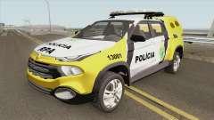 Fiat Toro (Policia Militar)