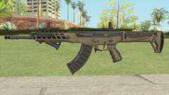 Warface AK-Alfa Desert (With Grip)