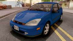 Ford Focus ZX3 2000 IVF