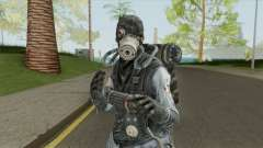 Fourth Reich Skin V5 From Metro: Last Light para GTA San Andreas