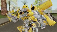 Transformers Bumblebee 2007 MK1 para GTA San Andreas