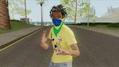 Brazilian Gang Skin V2 para GTA San Andreas