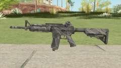 Warface M4A1 (Winter) para GTA San Andreas