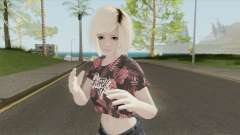 Marie Rose Casual para GTA San Andreas