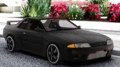 Nissan Skyline GT-R, de 32 em lantejoulas para GTA San Andreas