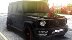 Mercedes-Benz G63 AMG Edition para GTA San Andreas