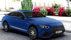 Mercedes-Benz GT63s Blue para GTA San Andreas