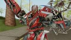 Transformers Stinger AOE para GTA San Andreas