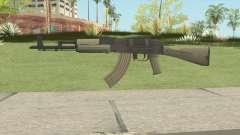 Warface AK-103 (Basic) para GTA San Andreas
