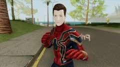 Iron-Spider Unmasked para GTA San Andreas