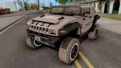 Transformers ROTF Nest Car para GTA San Andreas