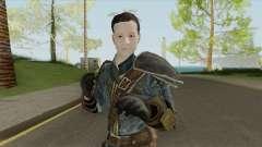 The Dweller Of The Fallout Shelter para GTA San Andreas