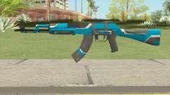 Warface AK-103 (Anniversary) para GTA San Andreas