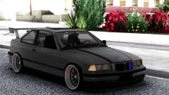 BMW E36 Grey para GTA San Andreas