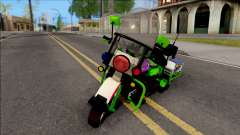 Soundwave Motorcycle