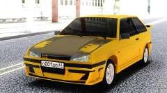 VAZ 2108 Amarelo para GTA San Andreas