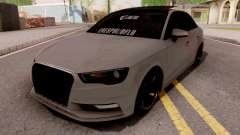 Audi A3 E Edition para GTA San Andreas