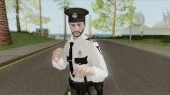 GTA Online Skin V1 (Law Enforcement) para GTA San Andreas