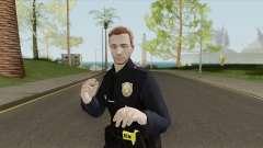 GTA Online Skin V2 (Law Enforcement) para GTA San Andreas