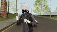 Kaneki Skin V2 (Tokyo Ghoul) para GTA San Andreas