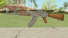 Classic AK47 V1 (Tom Clancy: The Division) para GTA San Andreas
