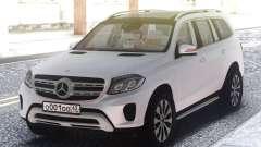 Mercedes-Benz GLS 350D para GTA San Andreas