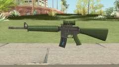 C7A2 Assault Rifle para GTA San Andreas
