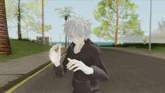 Tomura Shigaraki Skin V1 (Boku no Hero) para GTA San Andreas