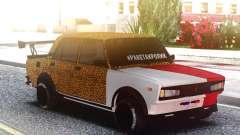 VAZ 2105 Leopard para GTA San Andreas