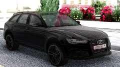 Audi RS6 Travel Black para GTA San Andreas