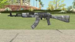 Warface AK-103 (Urban) para GTA San Andreas