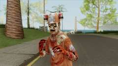 Zombie Spectator From Into The Dead para GTA San Andreas
