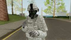 Army Acu GasMask V2 para GTA San Andreas