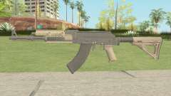 Black Market AK74 (Tom Clancy: The Division) para GTA San Andreas