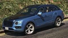 Bentley Bentayga para GTA 5