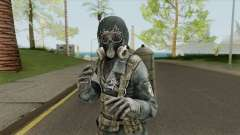 Fourth Reich Skin V4 From Metro: Last Light para GTA San Andreas