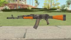 Metro Last Light AK47 para GTA San Andreas