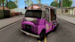 Transformers ROTF Skids And Mudflap Ice Cream para GTA San Andreas